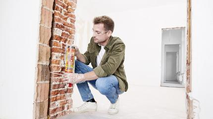 Soudal Insulation DIY