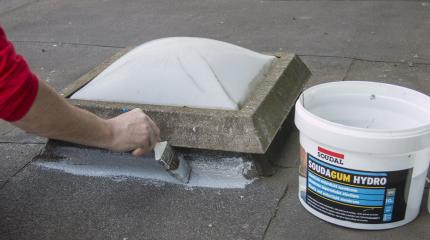 Sealing and waterproofing