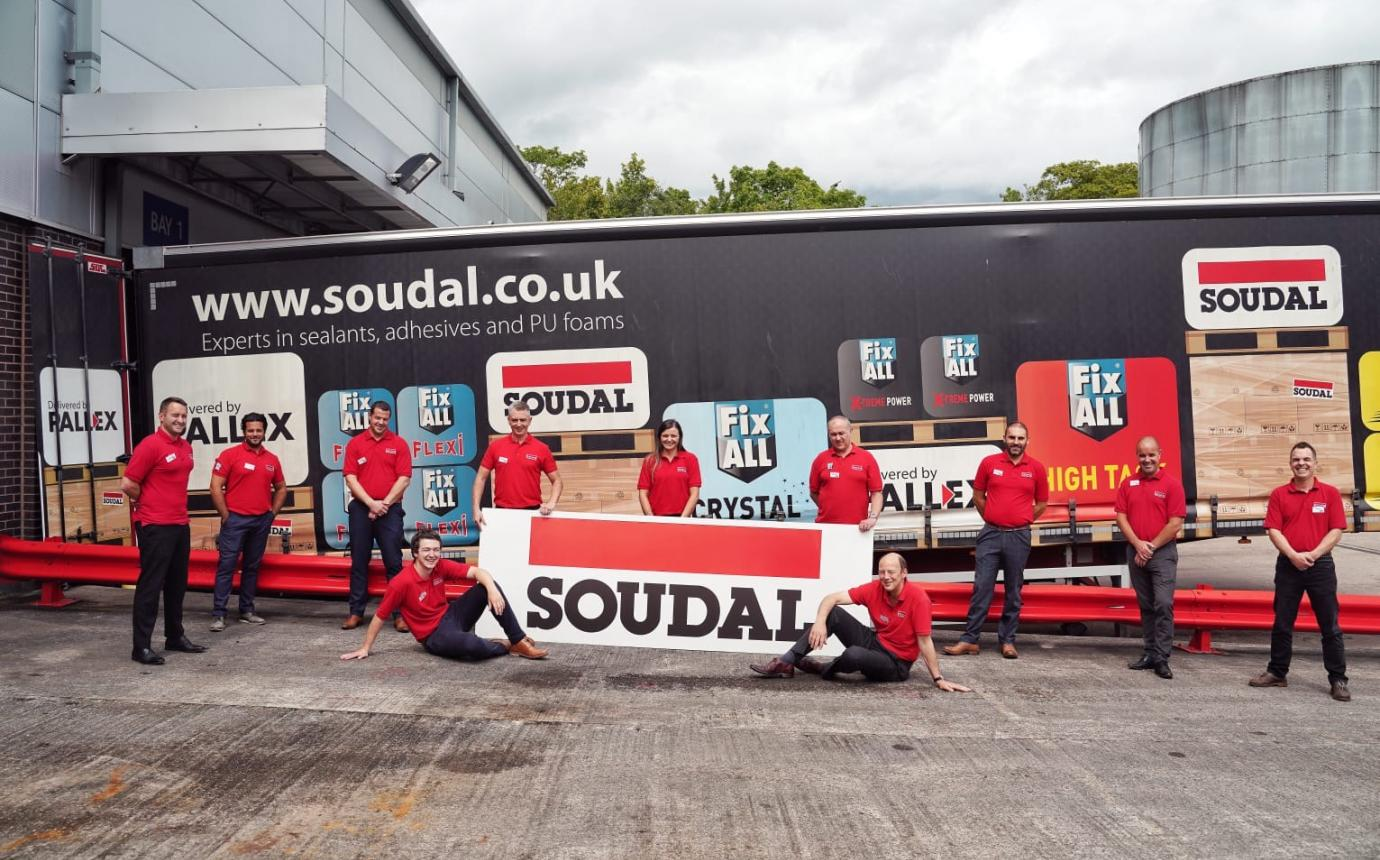 Soudal Team Back from Furlough